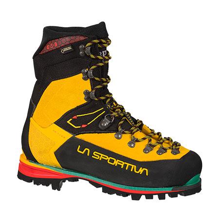 雪山登山靴【LA SPORTIVA スポルティバ ネパール エボ GTX】21M 送料無料 軽量 厳冬期 ワンタッチアイゼン装着可能