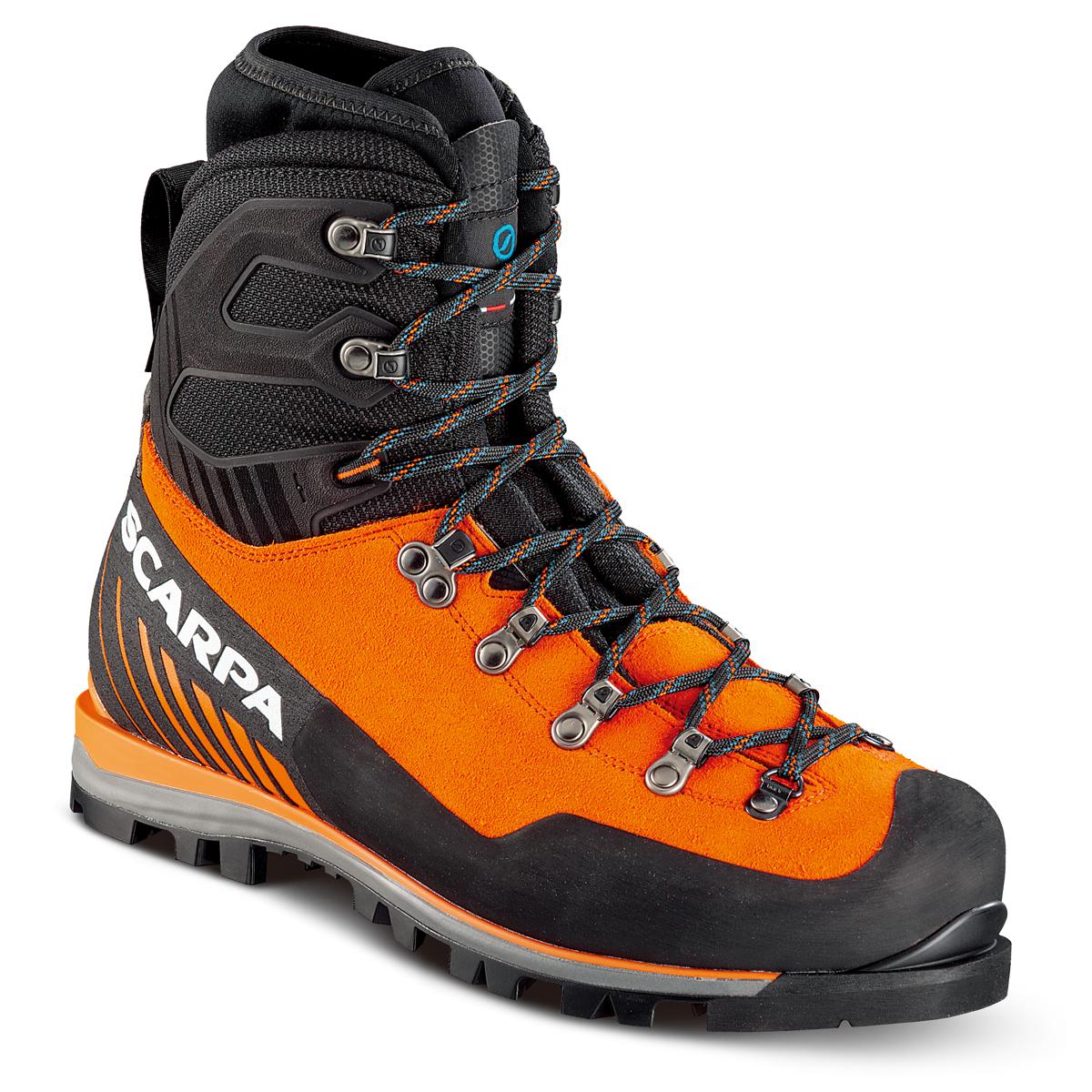 雪山用登山靴【SCARPA スカルパ モンブランプロGTX】SC23212001390 送料無料 人気 最新 ワンタッチアイゼン装着可能