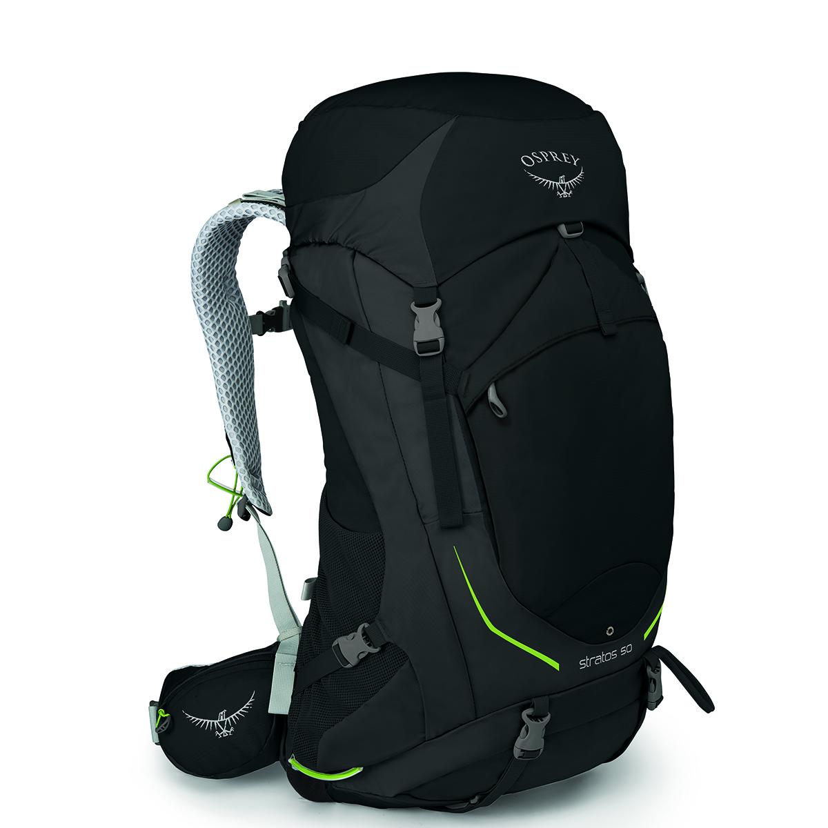 バックパック【OSPREY オスプレー ストラトス 50】OS50300 登山 軽量 送料無料