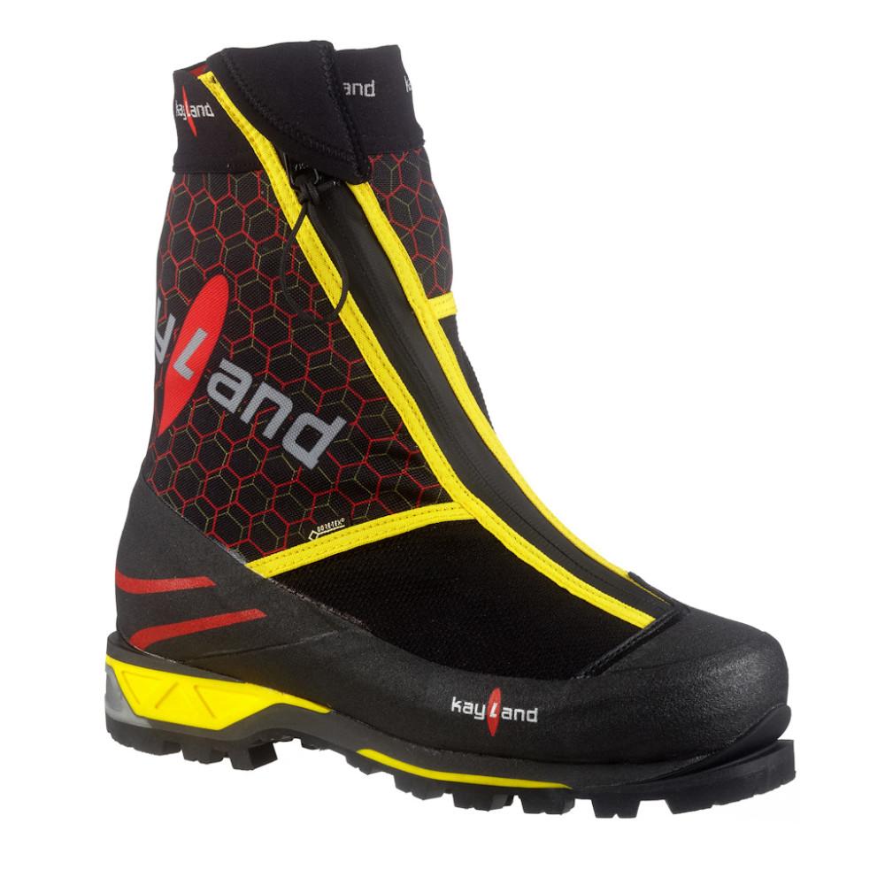 雪山登山靴【KAY LAND ケイランド 4001 GTX】KA018018001 送料無料 ダブルブーツ ワンタッチアイゼン装着可能