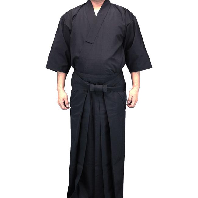 ツムギ「暁(あかつき)」居合道衣・袴セット【居合道着 セット】