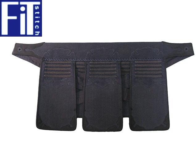 フィットステッチ 5ミリ織刺 垂単品【剣道具・剣道防具・垂】