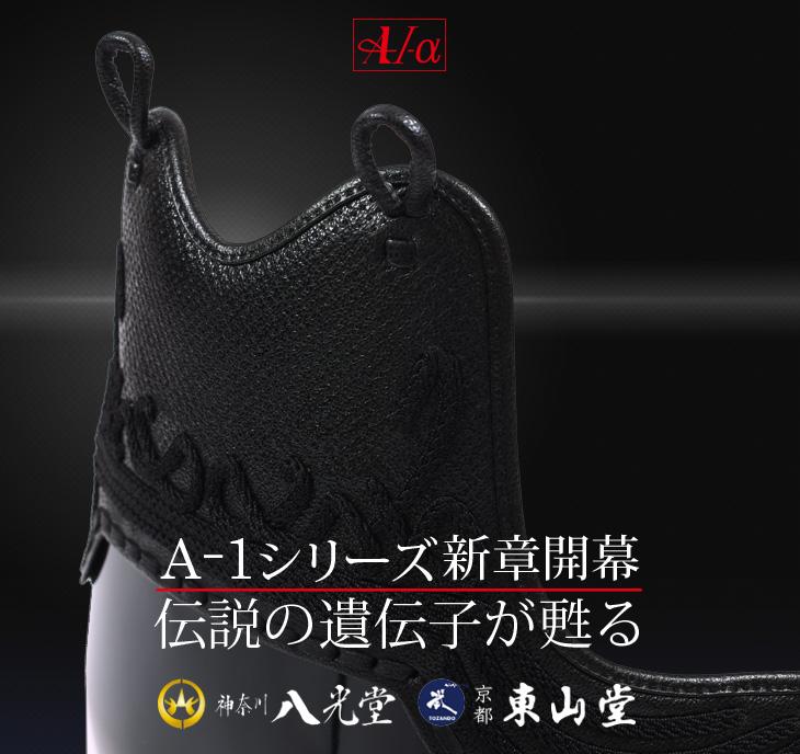 A-1α 胴【剣道具・剣道防具・胴・単品】