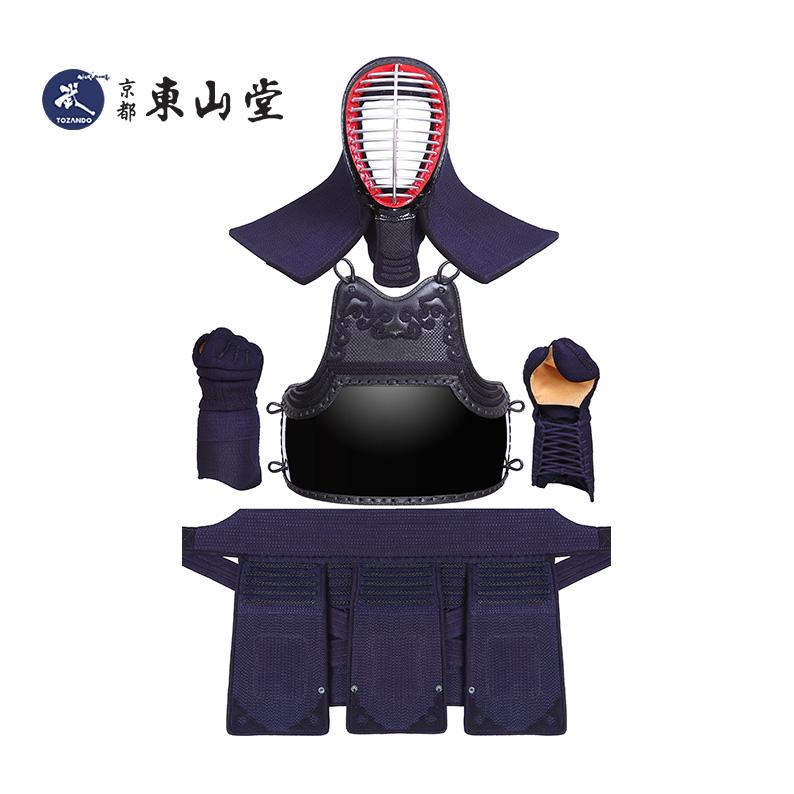 TZ-4 織刺6mmピッチ 具の目刺 剣道防具セット【剣道具・剣道防具セット】