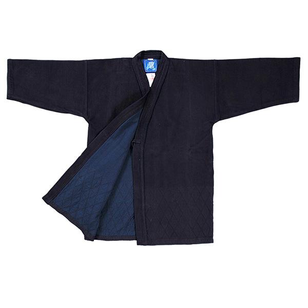 武州正藍染二重剣道着『碧』