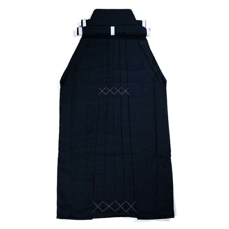 楊柳(ようりゅう) 弓道袴 紺色 男性用 27・28号 馬乗型