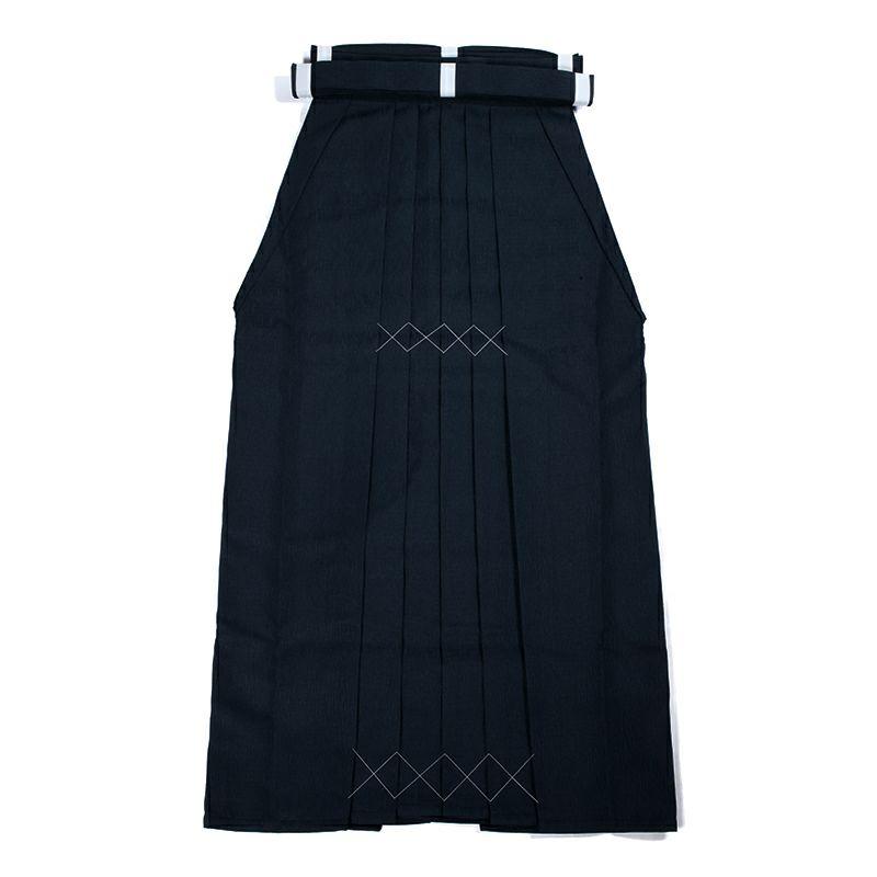 楊柳(ようりゅう) 弓道袴 紺色 女性用 27・28号 馬乗型