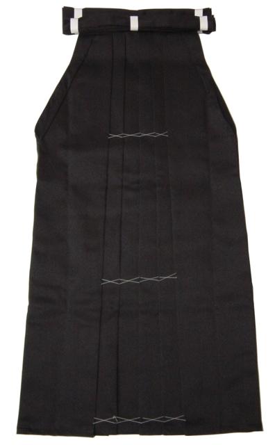 高級テトロン製弓道袴(女性用・行灯型)