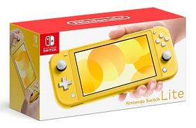 【新品】Nintendo Lite イエロー Switch