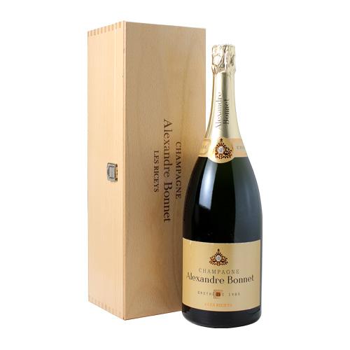 アレクサンドル ボネ トレゾール カシェ エノテーク [1985] リミテッドエディション 1,500ml (1.5L) 木箱入 [BOX][限定品][シャンパン][シャンパーニュ