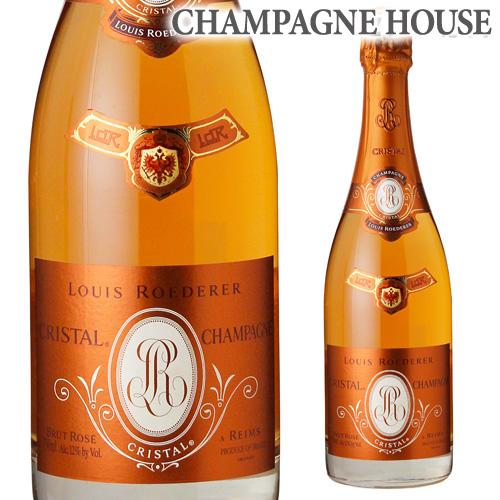 ルイ ロデレール クリスタル ロゼ 2008 750ml並行品 シャンパン シャンパーニュお一人様1本まで