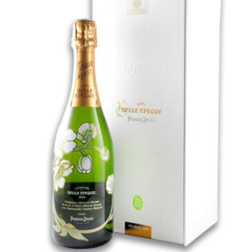 ペリエ ジュエ ベル エポック 箱付 750ml[ベルエポ][Belle Epoque][シャンパン][シャンパーニュ][BOX][ギフト][プレゼント][花柄]【お一人様1本まで】