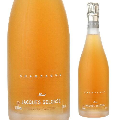 ジャック セロス ロゼ ブリュット 750ml[限定品][シャンパン][シャンパーニュ]【お一人様1本まで】