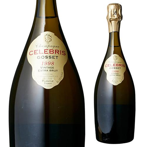 ゴッセ セレブリス エクストラブリュット [2002]750ml[並行品][シャンパン][シャンパーニュ]