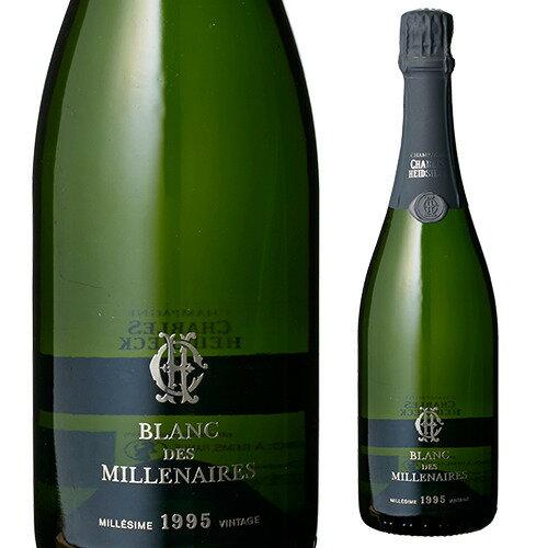 シャルル エドシック ブラン デ ミレネール [2004] 750ml[シャンパン][シャンパーニュ]【お一人様1本まで】