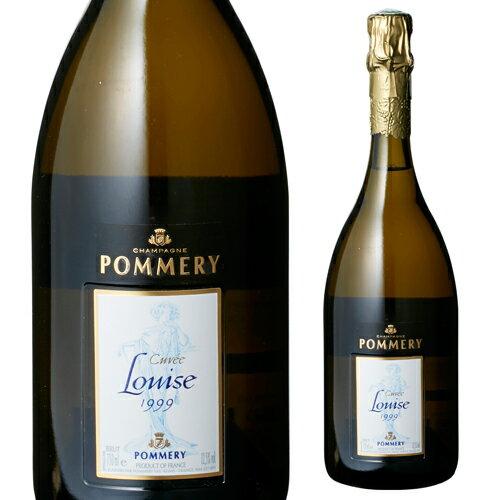 ポメリー キュヴェ ルイーズ [2004] 750ml[正規品][シャンパン][シャンパーニュ]