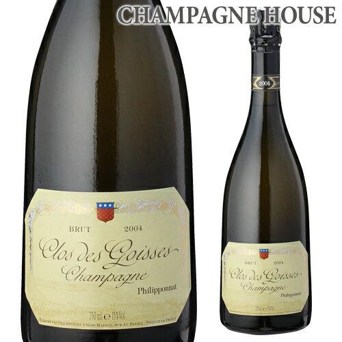 フィリポナ クロ デ ゴワセ[2004]750ml[シャンパン][シャンパーニュ]