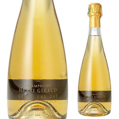 アンリ ジロー アイ グランクリュ ブラン ド ブラン[2004][シャンパン][シャンパーニュ]