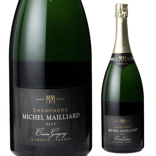 ミッシェル マイヤール キュヴェ グレゴリー プルミエクリュ マグナム 1.5L(1500ml)[シャンパン][シャンパーニュ]