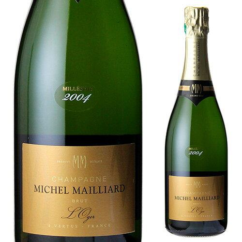 ミッシェル マイヤール キュヴェ ル オジェ グランクリュ [2004] 750ml[シャンパン][シャンパーニュ][特級]