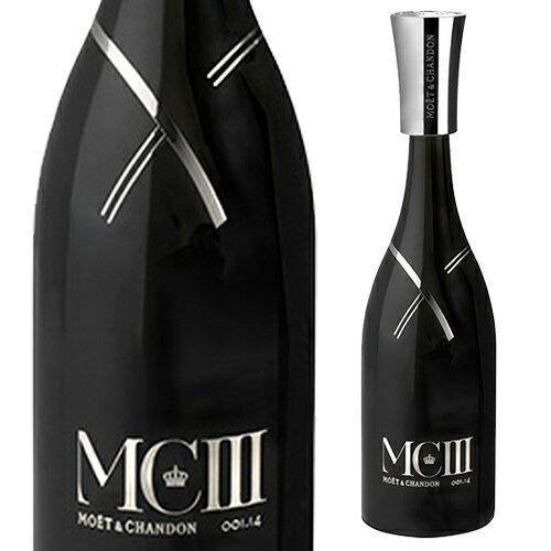 モエ エ シャンドン MC3(エムシースリー) 750ml[限定品][シャンパン][シャンパーニュ]【お一人様1本まで】