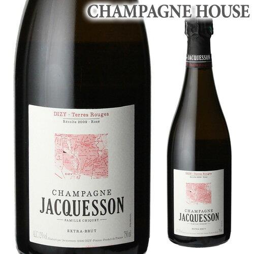 ジャクソン ディジー テール ルージュ ロゼエクストラブリュット [2009] 750ml[シャンパン][シャンパーニュ]【お一人様3本まで】