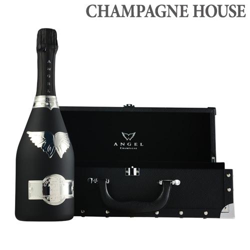 エンジェル シャンパン ブリュット ブラック NV BOX 750ml [正規品][シャンパン][シャンパーニュ][限定品][白泡]
