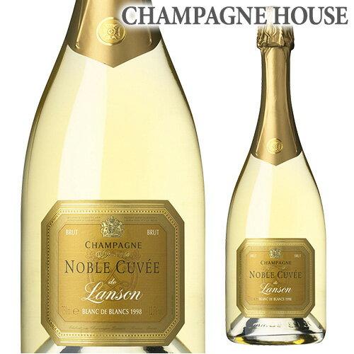 ランソンノーブルキュヴェ ヴィンテージ ブランドブラン [2002] 750ml[正規品][シャンパン][シャンパーニュ]