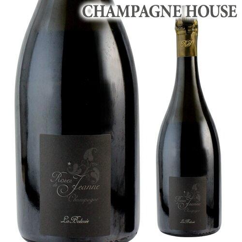 セドリック ブシャールローズ ド ジェンヌラ ボロレ ブラン ド ブラン 750ml (2013)[シャンパン][シャンパーニュ]]【お一人様1本まで】