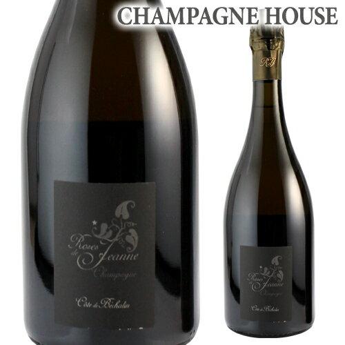 セドリック ブシャールローズ ド ジェンヌコート ド ベシャラン 750ml (2010)[シャンパン][シャンパーニュ]]【お一人様3本まで】