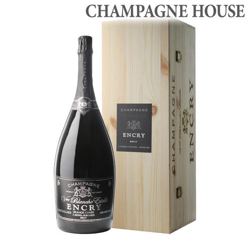 エンクリブリュット ブラン ド ブラン グランクリュ ジェロボアム 3L(3000ml)[シャンパン][シャンパーニュ][大容量][プレゼント][ギフト][記念日]