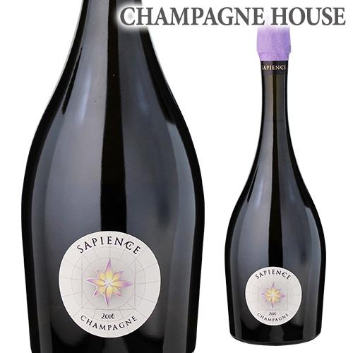 マルゲサピエンス エクストラブリュット 2009 750ml サピアンス シャンパン シャンパーニュ 自然派ワイン BIO ヴァンナチュールヴァン ナチュール ビオディナミ 自然派 ビオ BIO