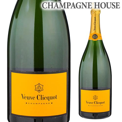 ヴーヴ クリコ イエローラベル ブリュット マグナムルミナスボトル 1.5L(1500ml)[シャンパン][シャンパーニュ][大容量][イベント]