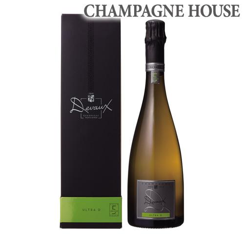 ドゥヴォ― ウルトラ D BOX 750ml[正規品][BOX付][箱付][シャンパン][シャンパーニュ]