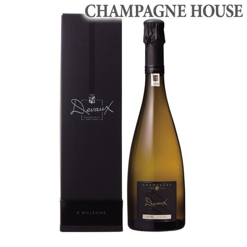 ドゥヴォ― D ミレジメ [2008] BOX 750ml[正規品][BOX付][箱付][シャンパン][シャンパーニュ]