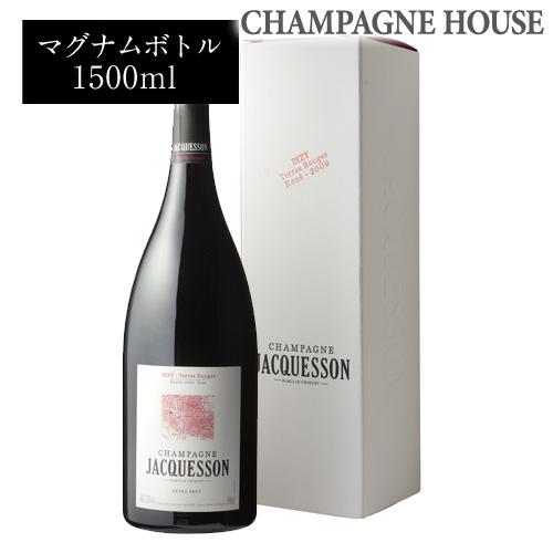 ジャクソン ディジー テール ルージュ ロゼエクストラブリュット [2009] マグナムボトル 1.5L(1500ml)[限定品][シャンパン][シャンパーニュ][大容量][イベント]