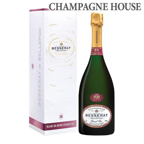 ベスラ ド ベルフォン キュヴェ デ モワン ブラン ド ノワール グランクリュ NV BOX 750ml [シャンパン][シャンパーニュ][箱付]