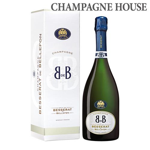 ベスラ ド ベルフォン キュヴェ ベ ド ベNV BOX 750ml[シャンパン][シャンパーニュ][箱付] [B de B]