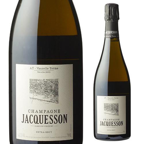 ジャクソン ヴォーゼル テルム [2005] 750ml[限定品][シャンパン][シャンパーニュ][ミレジメ]【お一人様1本限り】