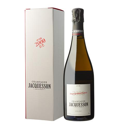 ★スーパーSALE限定 半額★ジャクソン デゴルジュマン タルディフ [2000] アヴィズ 750ml[シャンパン][シャンパーニュ][ミレジメ][限定品]