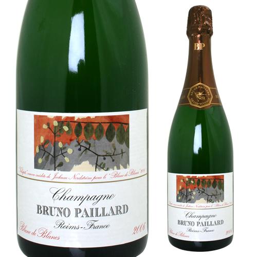 ブルーノ パイヤールエクストラブリュット ブラン ド ブラン 2006正規品 シャンパン シャンパーニュ