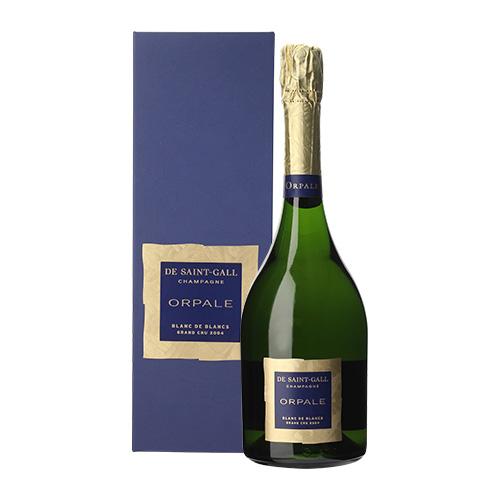 サン ガール オルパール ブラン ド ブラン ミレジメ 2004ブリュット グランクリュ 750ml シャンパン シャンパーニュ