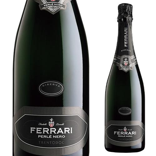 SP フェッラーリ ペルレ ネロ レゼルヴァ 2009 BOX 正規品 750ml イタリア 辛口 白 ピノ ネロ スパークリングワイン スプマンテ 虎