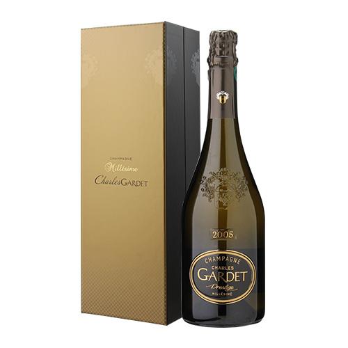 ガルデ プレステージ シャルル ガルデ 2005 750ml シャンパン シャンパーニュ ミレジメ