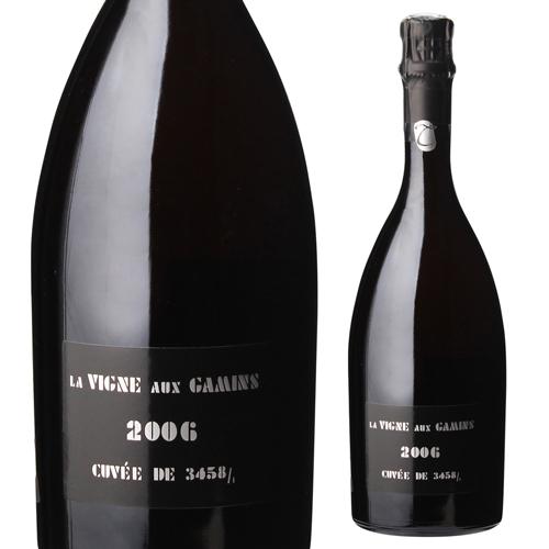 ラ ヴィーニュ オー ギャマン 2006 ティエノ 750ml 辛口 シャルドネ アヴィーズ シャルドネ スパークリングワイン