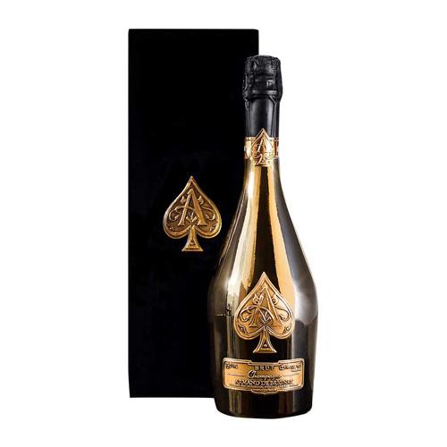 送料無料 アルマン ド ブリニャック ブリュット ゴールド BOX 750ml箱付 シャンパン シャンパーニュ アルマンド ナイト系