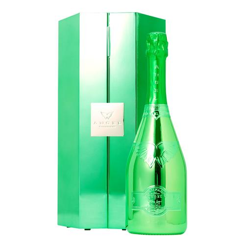 送料無料エンジェル シャンパン ヴィンテージ グリーン 緑 2005 750ml BOX 750mlシャンパン シャンパーニュ ミレジム ナイト系