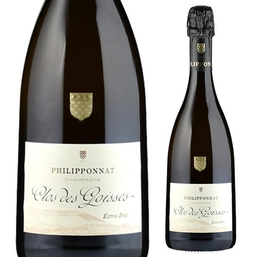フィリポナ クロ デ ゴワス 2005 並行品 クロ デ ゴワセ シャンパン シャンパーニュ