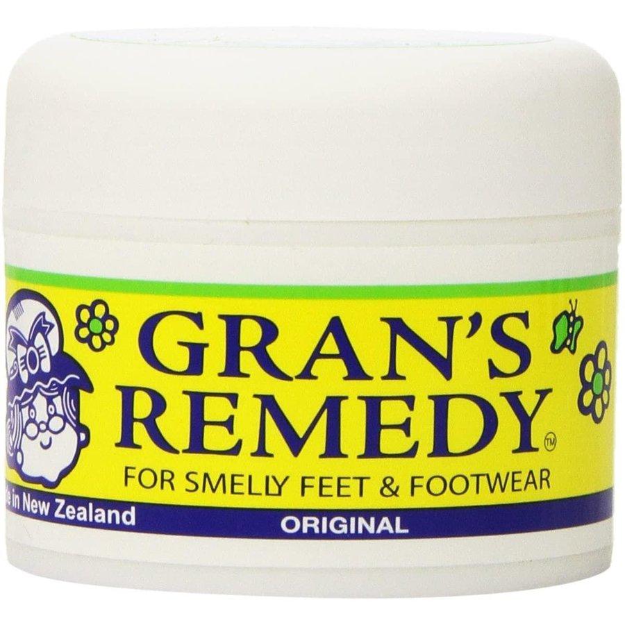 靴用消臭剤 送料無料 魔法の粉 グランズレメディGran's デポー Remedy 50g 新作 人気 無香料 定番 レギュラー 足の匂い消し 靴の消臭剤