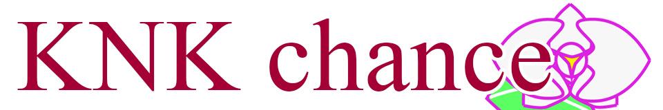 KNK chance:お客様から最も喜ばれるショップを運営してまいります。